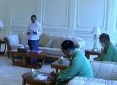 Quân đội Myanmar công bố 11 quan chức cấp bộ mới