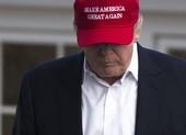 Ông Trump gặp khó trong ngày luận tội thứ hai