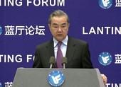 Ông Vương Nghị nêu giải pháp hàn gắn quan hệ Mỹ - Trung
