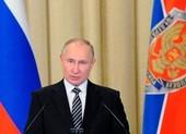 Ông Putin cảnh báo âm mưu phá hoại Nga của phương Tây