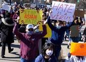Hàng trăm người Mỹ biểu tình chống hành vi kỳ thị người gốc Á