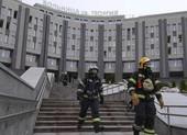 Nga: 4 ngày, cháy 2 bệnh viện điều trị bệnh nhân COVID-19