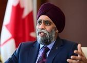 Bộ trưởng Quốc phòng Canada chỉ trích Bắc Kinh tại Biển Đông