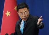 Trung Quốc cáo buộc Mỹ 'tài trợ khủng bố' ở Tân Cương