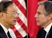 Hội đàm Mỹ-Trung: Căng thẳng vì không ai chịu nhường