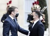 Ukraine trông đợi phương Tây giúp đối phó Nga