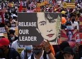 Bom nổ liên tiếp ở Myanmar