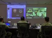 Quân đội Mỹ, Singapore hoàn thành tập trận chung trực tuyến
