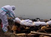 Reuters: Ấn Độ xác nhận thi thể thả sông Hằng chết vì COVID-19