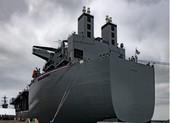 'Căn cứ hải quân nổi' của Mỹ có làm tăng căng thẳng với TQ?