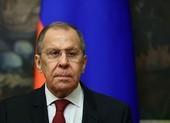 Ông Lavrov 'mở lời' với EU