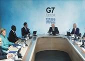 Tuyên bố chung thượng đỉnh G7 nóng chuyện Trung Quốc, COVID-19