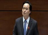 Bộ trưởng Nhạ: 'Không chấp nhận cô giáo phạt tát học sinh'