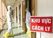 Bộ Y tế ghi nhận ca mắc COVID-19 thứ 123 về từ Malaysia