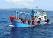 Cảnh sát biển 4 bắt 50.000 lít dầu lậu