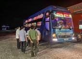 Hành trình người khách về từ Campuchia làm bến xe bị phong tỏa
