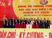 Ông Nguyễn Huỳnh Đức tái đắc cử Bí thư Thành ủy TP Ngã Bảy
