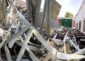 Công an yêu cầu báo cáo việc khắc phục vụ sập mái hội trường