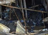 Hỏa hoạn, Công ty May Nhà Bè - Sóc Trăng ngưng sản xuất 1 tuần