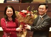 Bà Võ Thị Ánh Xuân được bầu làm Phó Chủ tịch nước