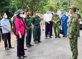 Phó Chủ tịch nước làm việc với Kiên Giang về phòng, chống dịch tuyến biên giới