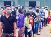 Hơn 300 công dân Kiên Giang ở Bà Rịa – Vũng Tàu về quê an toàn