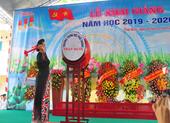 Chủ tịch QH Nguyễn Thị Kim Ngân dự khai giảng tại Đồng Tháp