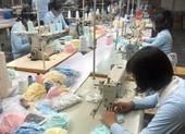 Bộ Công Thương làm việc với các DN sản xuất khẩu trang