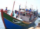 Ngư dân trình báo bị tàu Trung Quốc tấn công ở Hoàng Sa