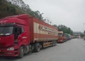 Khuyến cáo tạm dừng đưa nông sản lên biên giới Việt-Trung