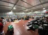 Triệt phá kho hàng lậu hơn 10.000 m2 tại Lào Cai