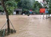 Mưa lớn gây ngập cục bộ nhiều nơi ở Quảng Ninh