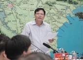 Ngày 18-9, bão số 5 giật cấp 13 vào Quảng Bình - Quảng Nam