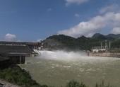 Thủy điện Sơn La, Thác Bà, Hòa Bình đồng loạt xả lũ