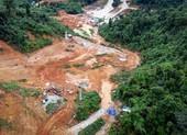 Thủy điện Rào Trăng 3 tan hoang trong đống đổ nát