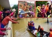 Khẩn cấp đưa hàng cứu trợ đến vùng lũ