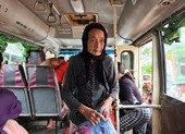Quảng Nam sơ tán hàng ngàn người, có xe cứu thương hỗ trợ