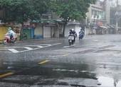Mưa xảy ra nhiều nơi ở TP.HCM