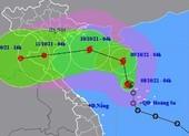Áp thấp nhiệt đới đã mạnh lên thành cơn bão số 7