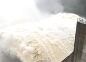 Thừa Thiên - Huế: Mưa lớn, hồ Tả Trạch tăng mức xả nước
