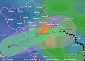 Bão số 7 tiến sát vùng biển Hải Phòng - Thanh Hóa, bão Kompasu sắp vào Biển Đông
