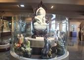 Hiện vật kỳ bí trong Bảo tàng văn hóa Phật giáo đầu tiên của Việt Nam