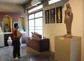 500 hiện vật, cổ vật trong Bảo tàng văn hóa Phật giáo