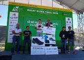 VĐV Trần Duy Quang về nhất giải Siêu Marathon quốc tế