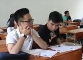 Thứ trưởng Bộ GD&ĐT làm việc với hội đồng chấm thi Đà Nẵng