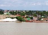 Loạn bến bãi vật liệu xây dựng trái phép ở Hải Phòng