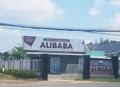 Công ty Alibaba tự tháo dỡ văn phòng 'mọc' trái phép