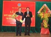 Nhân sự mới TP Đà Nẵng