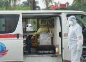 Cấp bách giải tỏa áp lực COVID-19 cho Bệnh viện Đà Nẵng