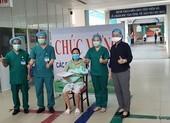 Thêm 16 bệnh nhân COVID-19 tại Đà Nẵng được xuất viện